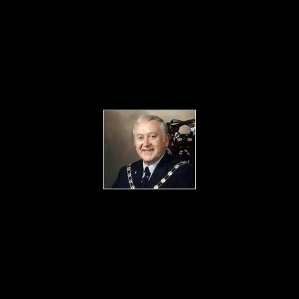 portrait of Mayor Rod Bailey