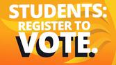 register student vote
